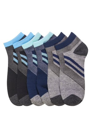 POWER CLUB SPANDEX SOCKS (CHASE) - BOX ONLY - 0-12, 2-3, 4-6, 6-8, 9-11, 10-13