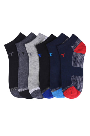 Load image into Gallery viewer, POWER CLUB SPANDEX SOCKS (FIT) - BOX ONLY - 4-6, 6-8, 9-11