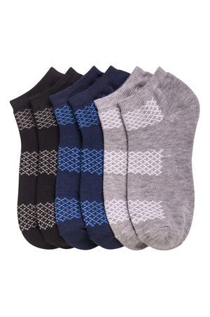 POWER CLUB SPANDEX SOCKS (WIRE) - BOX ONLY - 4-6, 6-8, 9-11, 10-13