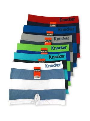 Load image into Gallery viewer, KNOCKER JUNIOR SEAMLESS BOXER BRIEFS (JPS006)