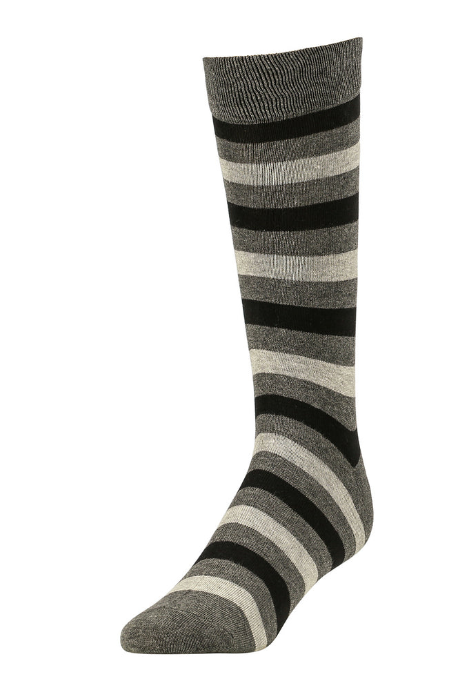 Load image into Gallery viewer, LIBERO MEN'S DRESS CREW SOCKS (LBC200_3-CBG)