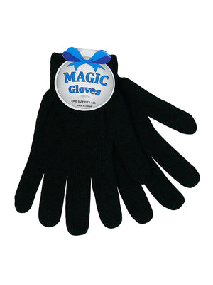 POWER CLUB MEN'S MAGIC GLOVES (MG100_BLACK)