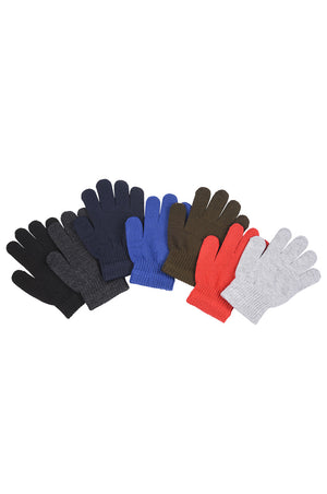 POWER CLUB KID'S MAGIC GLOVES (MG100_K-ASST)