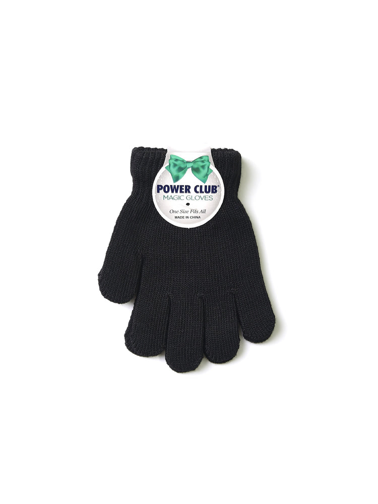 Load image into Gallery viewer, POWER CLUB KID'S MAGIC GLOVES (MG100_K-BLACK)