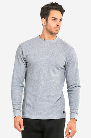 Load image into Gallery viewer, KNOCKER MEN'S MEDIUM WEIGHT THERMAL (MTU1000_H.GRY)