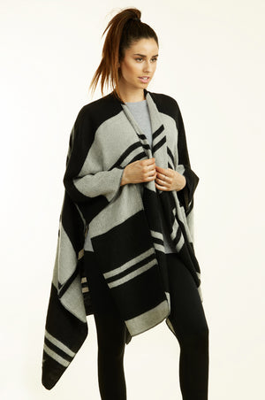Load image into Gallery viewer, SOFRA LADIES PONCHO (PNC001)