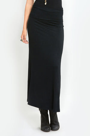 Load image into Gallery viewer, SOFRA LADIES FULL LENGTH A-LINE SKIRT (RS001)