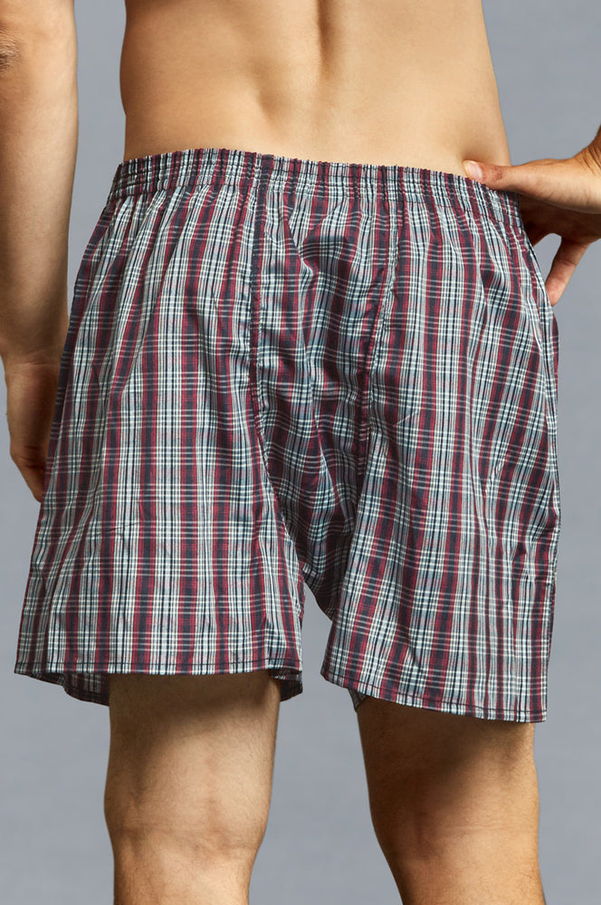 KNOCKER MEN'S BOXERS (TB3500)
