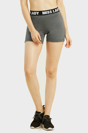 Load image into Gallery viewer, SOFRA LADIES ACTIVE LEGGING SHORTS (AL1016)