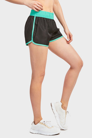 SOFRA LADIES ATHLETIC SHORTS (AS1000)