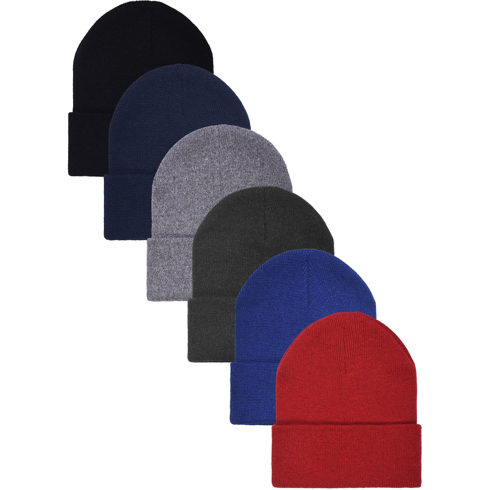 Load image into Gallery viewer, POWER CLUB BOY'S POLYESTER BEANIE (BN001_K-ASST)