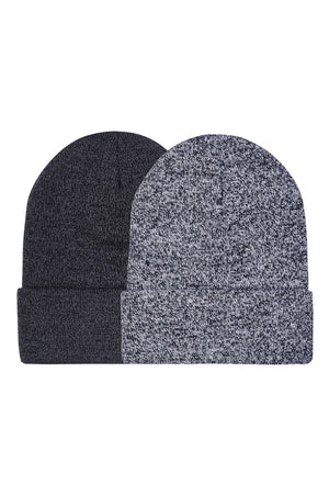 Load image into Gallery viewer, KNOCKER MEN'S ACRYLIC BEANIE (BN002_MARLED)