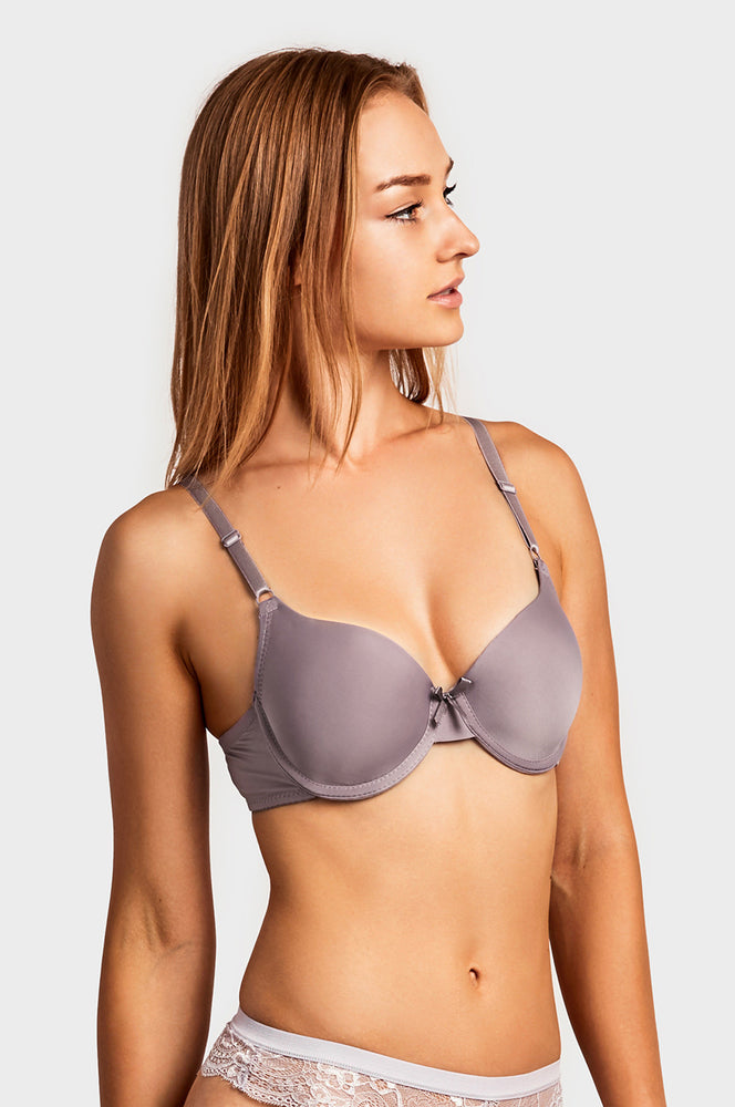 SOFRA LADIES FULL CUP PLAIN BRA (BR4190P1) - BOX ONLY