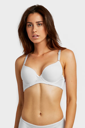 ET TU LADIES FULL CUP PLAIN BRA (BR4250P4)