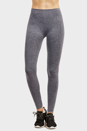 SOFRA LADIES HEATHER LEGGINGS (EX002)