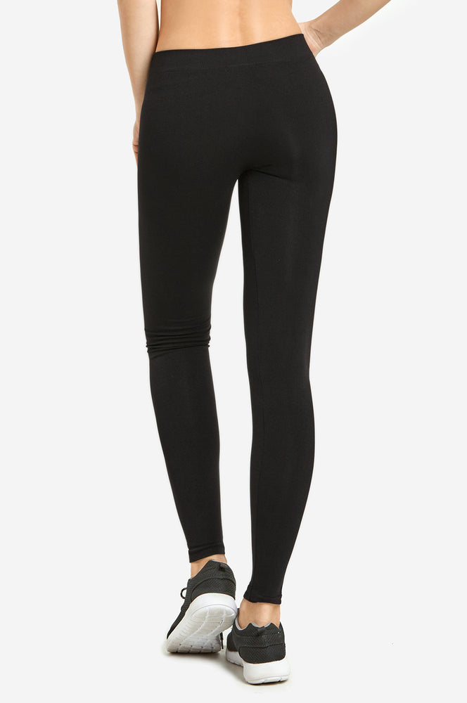 SOFRA LADIES HEAVY WEIGHT EXERCISE LEGGINGS (EX400)