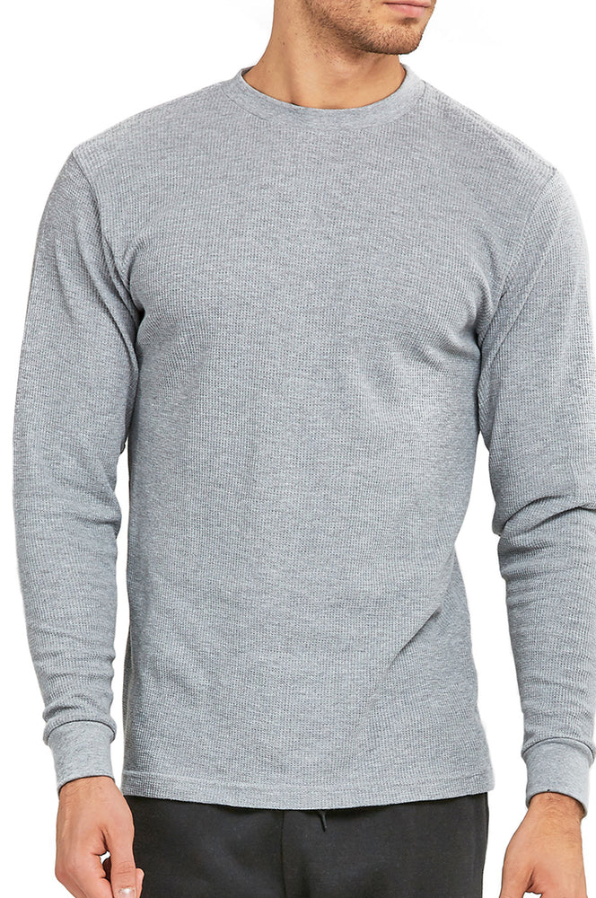 TOP PRO MEN'S HEAVY THERMAL (KHT001_H.GRY)