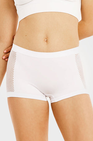 Load image into Gallery viewer, MAMIA LADIES SEAMLESS BOYSHORT PANTY (LP0234SB1) - BOX ONLY