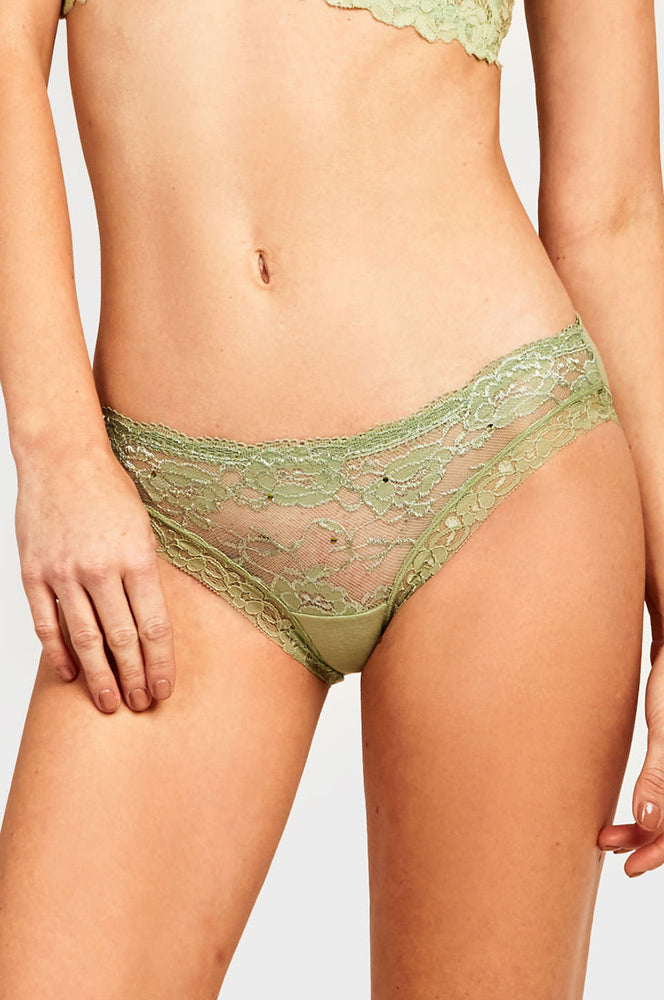 Load image into Gallery viewer, SOFRA LADIES COTTON BIKINI PANTY (LP1444CK1)