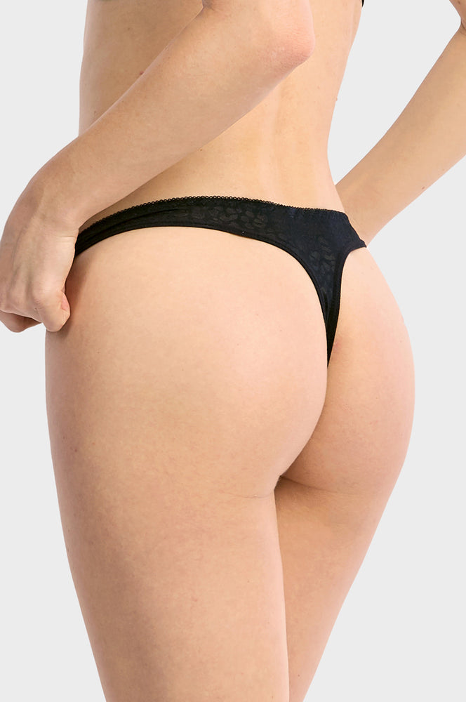 Load image into Gallery viewer, SOFRA LADIES THONG PANTY (LP7532PT) - BOX ONLY
