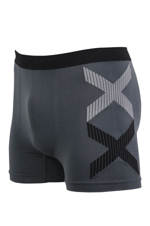 Load image into Gallery viewer, KNOCKER MEN'S SEAMLESS BOXER BRIEFS (MS049M)