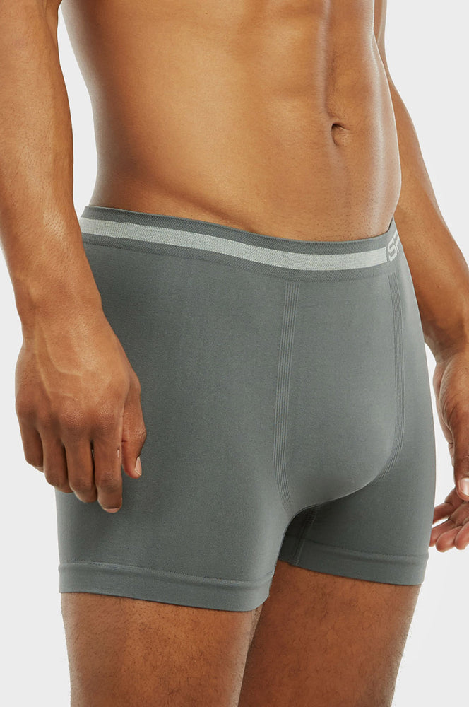 Load image into Gallery viewer, SPAK MEN'S SEAMLESS BOXER BRIEFS (MSP018)