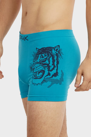 Load image into Gallery viewer, SPAK MEN'S SEAMLESS BOXER BRIEFS (MSP020)