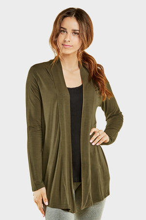 Load image into Gallery viewer, SOFRA LADIES RAYON CARDIGAN (RC001)