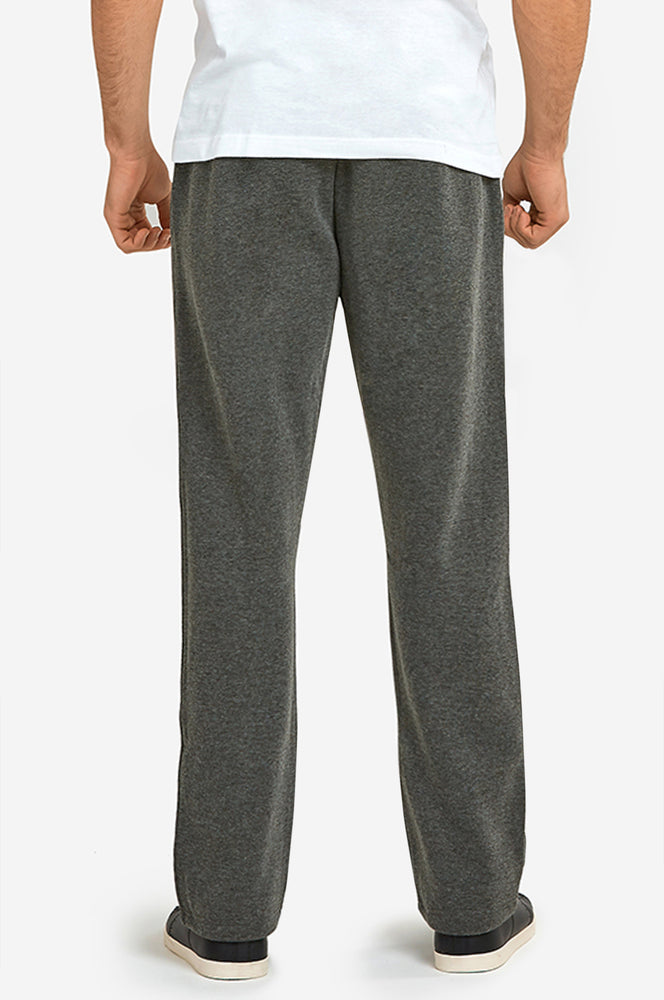 Load image into Gallery viewer, KNOCKER MEN'S H.W SLIM FIT FLEECE SWEAT PANTS (SP1000S_CH/GR)