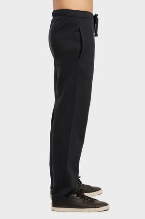 Load image into Gallery viewer, KNOCKER MEN'S TERRY SWEATPANTS (SP3000_BLACK)