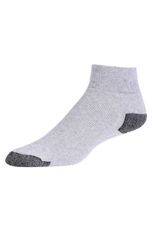 Load image into Gallery viewer, SPAK QUARTER SPORTS SOCKS (SPK284_G-BHT)