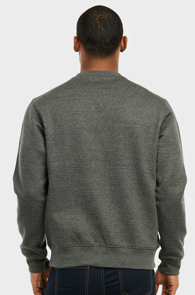 KNOCKER MEN'S SWEATSHIRT (SWS1000_CH/GR)