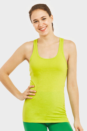 Load image into Gallery viewer, SOFRA LADIES RACERBACK JERSEY TANK TOP (TT402)