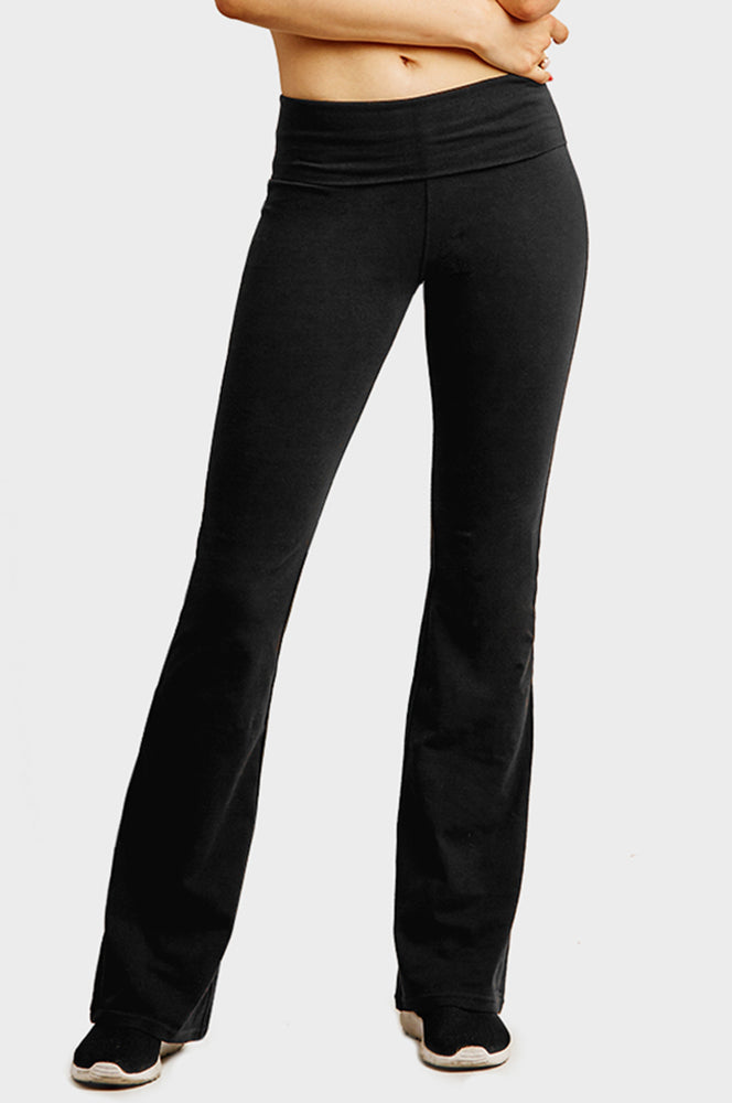 MOPAS LADIES YOGA PANTS (YP1000_ASST)