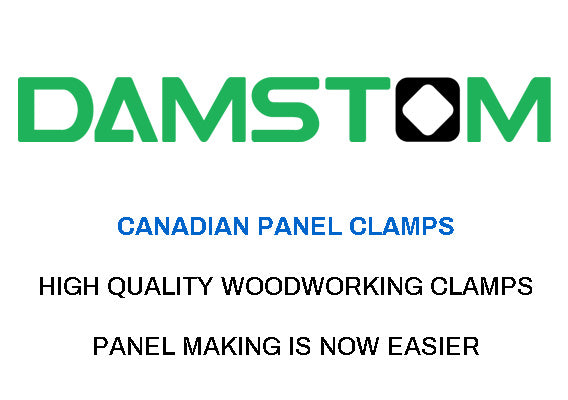 DAMSTOM - panel clamps