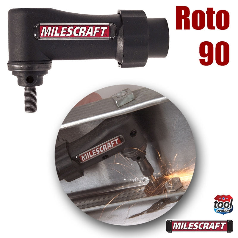 1008 Milescraft Roto 90 for rotary tools