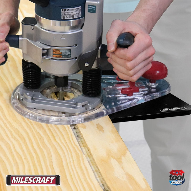 1274 Milescraft Edge & Mortise Guide Kit