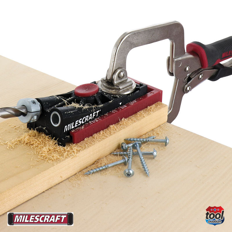 Pocket Hole Kit - Pocket Jig 200