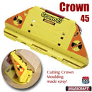 1405 Milescraft Crown 45 Mitre Saw Jig