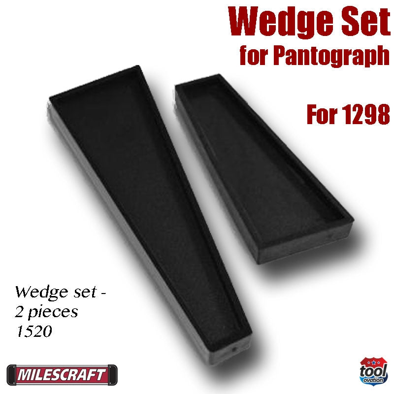 Wedge Set (pair) for Pantograph
