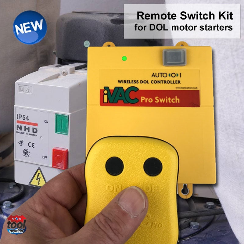 iVAC - Wireless DOL Remote Control Kit
