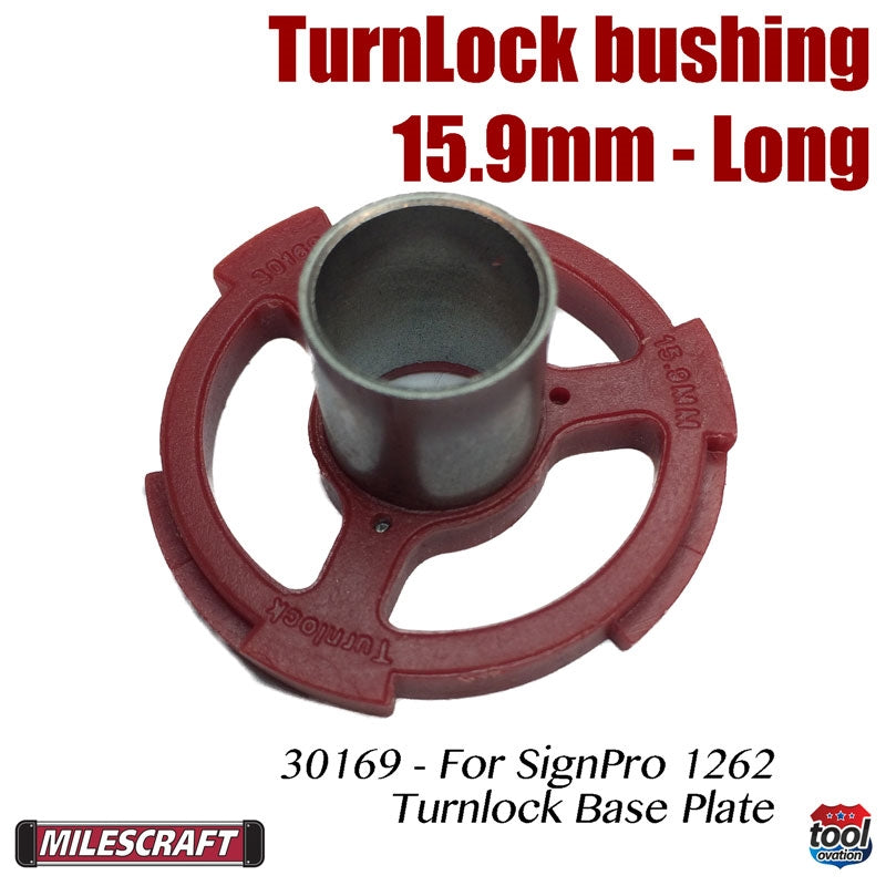 Turnlock Bush - 15.9mm (long)