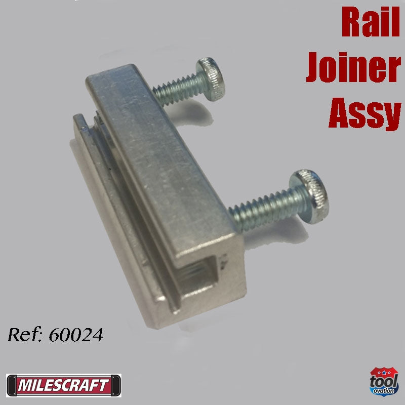 Letter Rail Connector - single