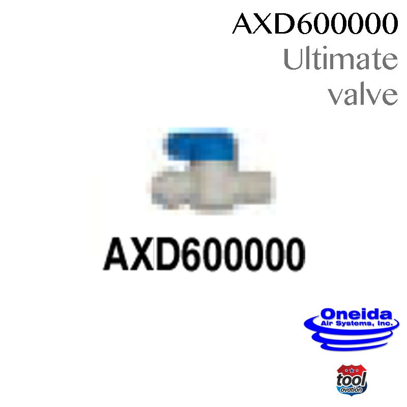 Oneida Ultimate valve - AXD600000