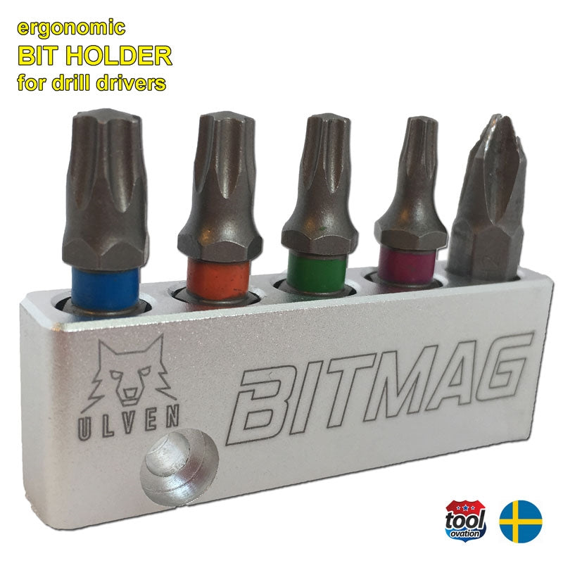 BITMAG Alloy Bit Holder