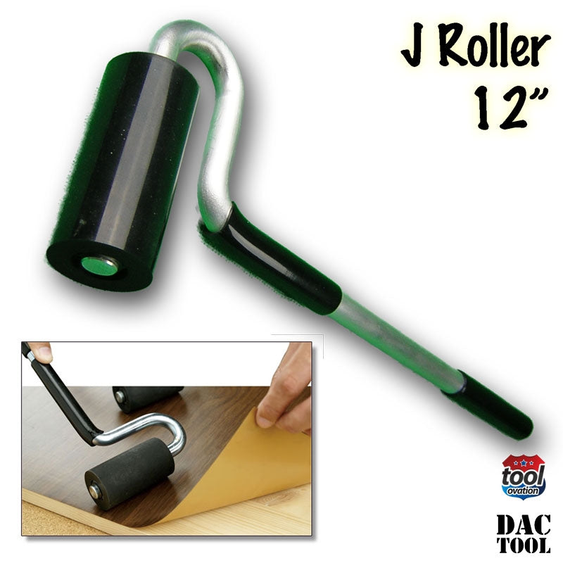 "DAC2064 J Roller - Pro 12"" for laminate and edging"