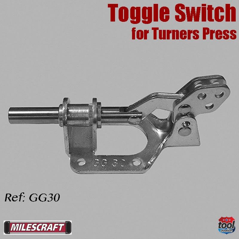 Toggle Switch - For Turners Press