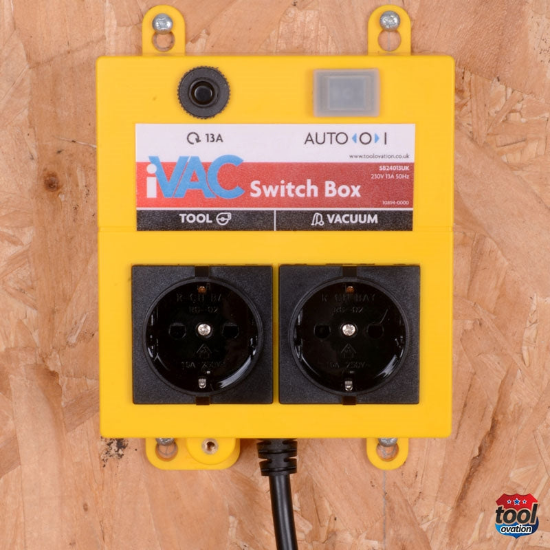 iVAC Switch Box - 230V 16A EU