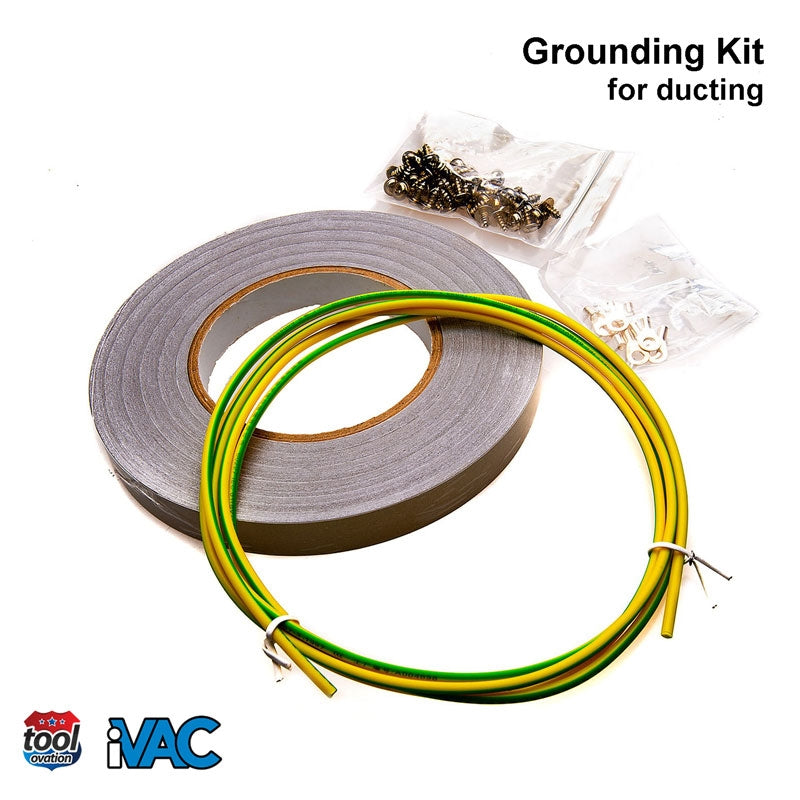 Duct Grounding Kit - Pro 50