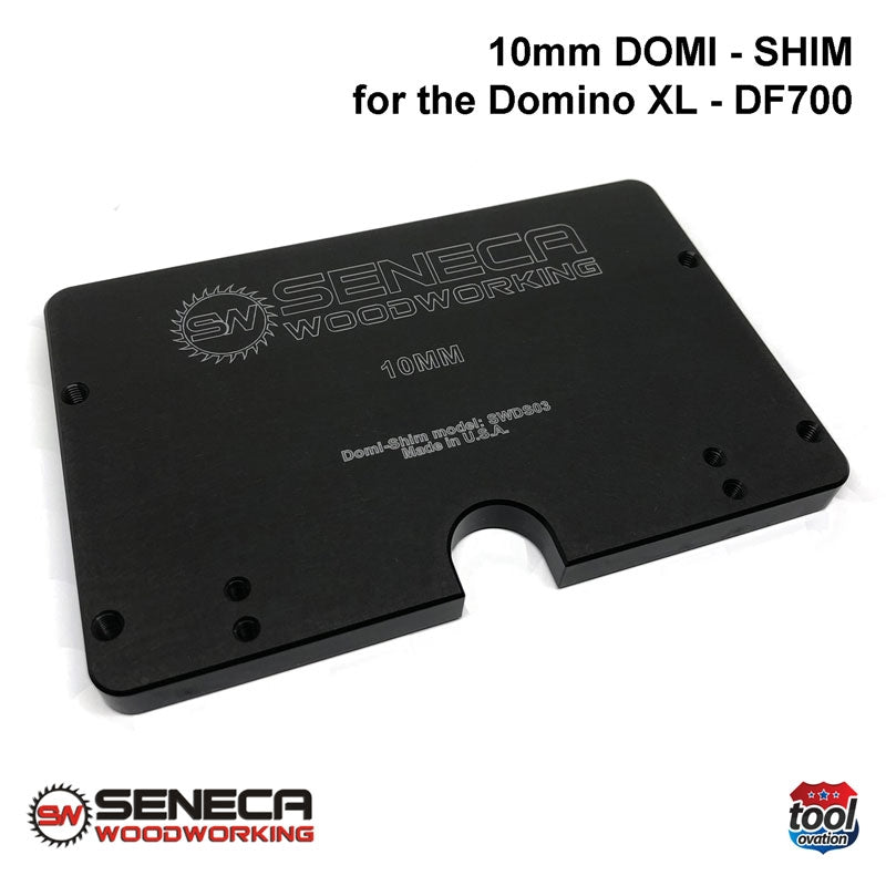 SWDS03 Seneca 10mm Domi Shim - For Festool DF700